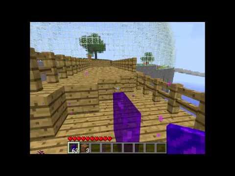 Minecraft 1.6.6 Biosphere Mod (AkubusPL)