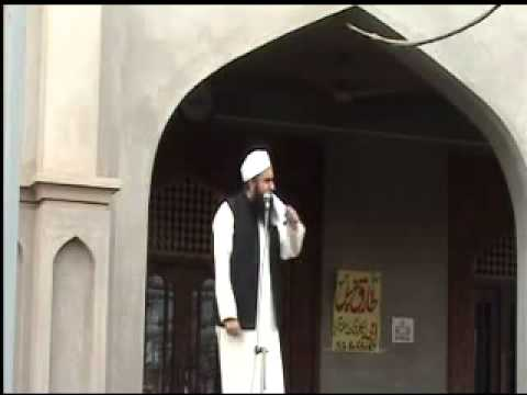 Maulana Tariq Jameel Sahib at 2011 in Tulambah 5/8