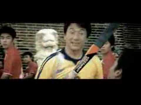 Jackie Chan Olympic Commercial