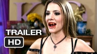 Vamp U Official Trailer (2013) - Julie Gonzalo, Gary Cole Movie HD
