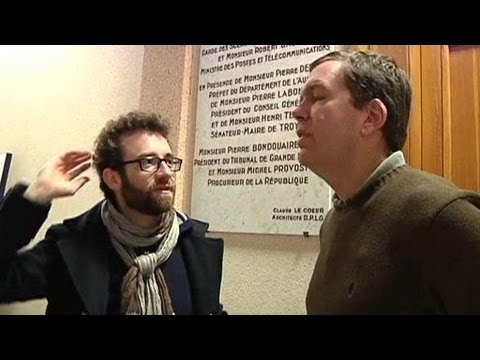 Greenpeace/Nogent-sur-Seine: 9 militants en justice