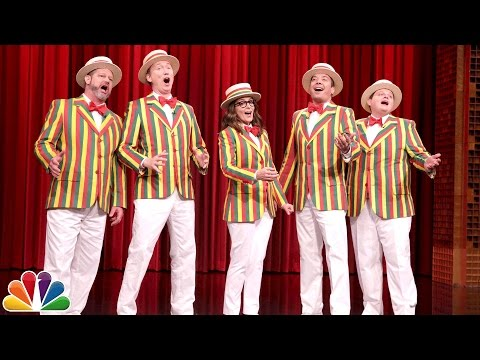 That's What I Like (Bruno Mars Cover) [Feat. The Ragtime Gals & Tina Fey]