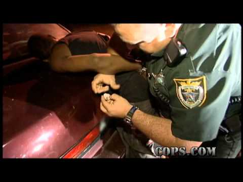COPS TV Show, Resisting Arrest, Brevard County Sheriff's Office
