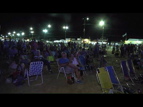 El público disfrutó de los espectáculos en Concepción del Uruguay