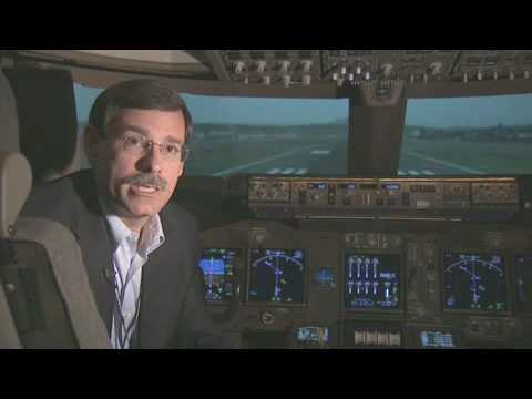 Boeing 747-8 Test Pilot Interview