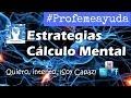 Estrategias de calculo mental para la multiplicacion Parte 1
