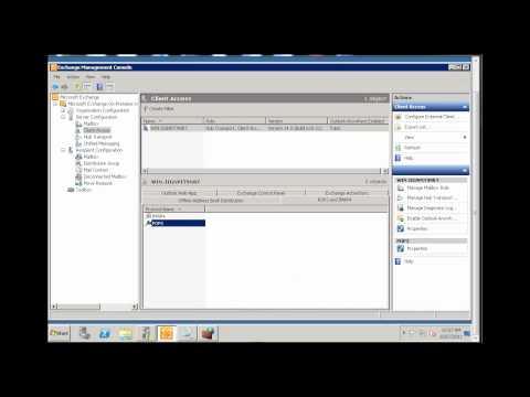 Exchange Server 2010 -Part 7 Server Config Review