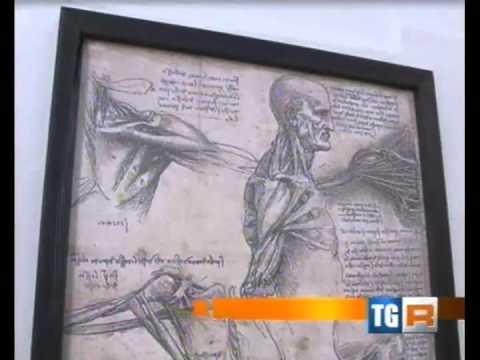 TGR Campania - Le Macchine di Leonardo a Vico Equense
