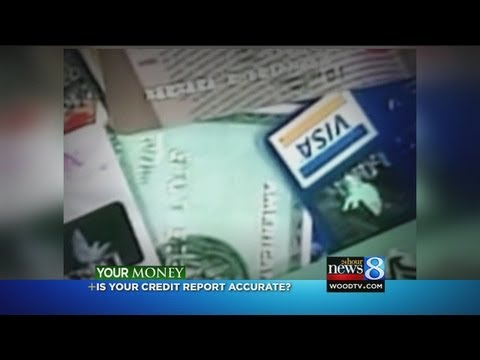 FTC: Many credit reports contain errors 2/12/13