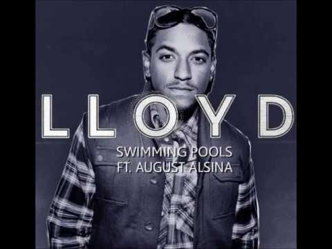 Lloyd feat August Alsina - Swimming Pools