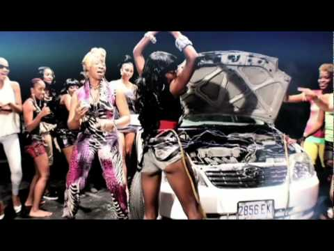 MACKA DIAMOND- WINE (OFFICIAL MUSIC VIDEO)- November 2011