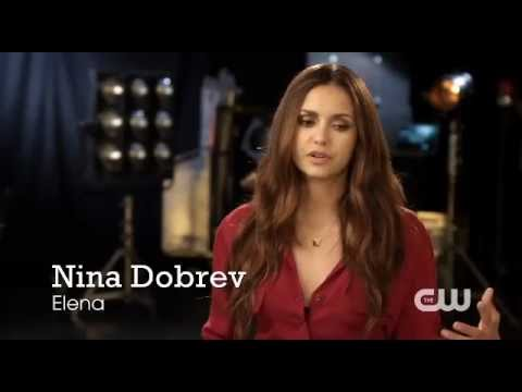 The Vampire Diaries - Nina Dobrev Interview -RS6SJtCkcTs