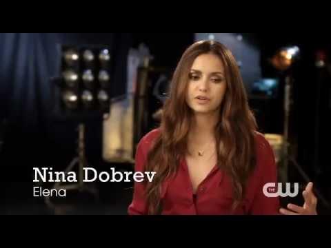 The Vampire Diaries - Nina Dobrev Interview -RS6SJtCkcTs