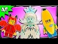 Lego Minifigures Series 16 set 71013 Stop Motion Review