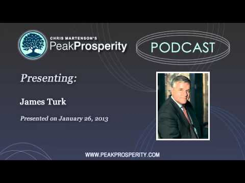 James Turk: Central Banks are Losing the War to Suppress Gold &amp; Silver Prices