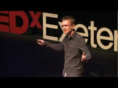 TEDxExeter - Andy Robertson - Sustainable Perspectives on Video Games