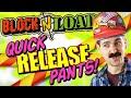 Block N Load - 4vs4 Versus - Quick Release Pants
