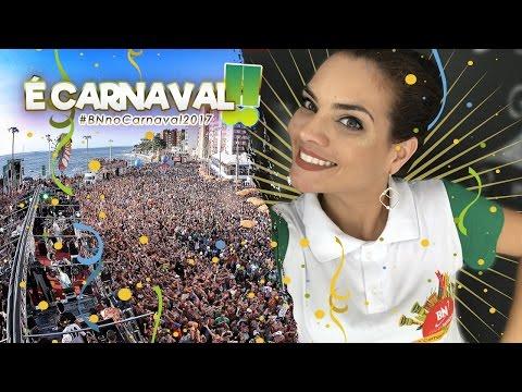 Logo Penso: Já é Carnaval!