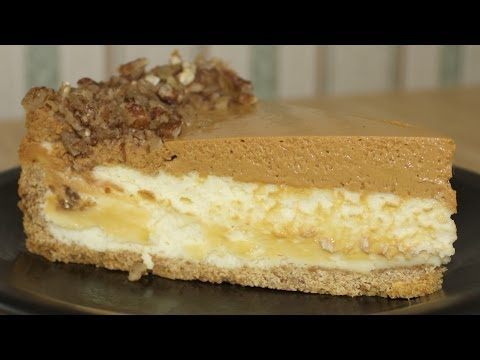 Dulce de Leche Cheesecake with Michael's Home Cooking