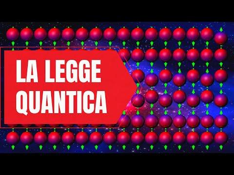 LA LEGGE QUANTICA (psicologia quantistica)