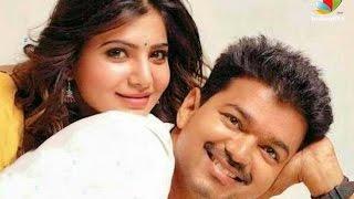 Watch Samantha Is The Wife of Vijay in Atlee Movie Red Pix tv Kollywood News 24/Nov/2015 online