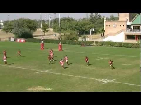 M16 JCC 'A' (46) Vs Athletic 'A' (15) - 28/07/2012