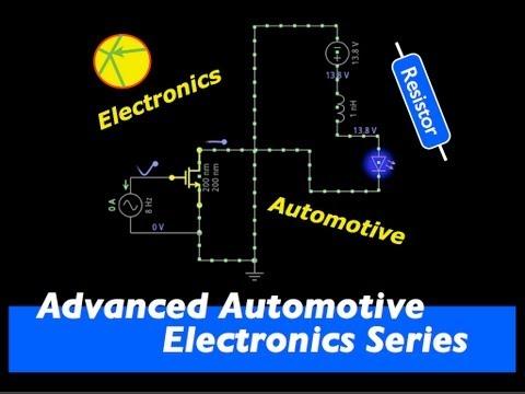 Advanced Automotive Electronics, AFR Air Fuel Ratio Sensor