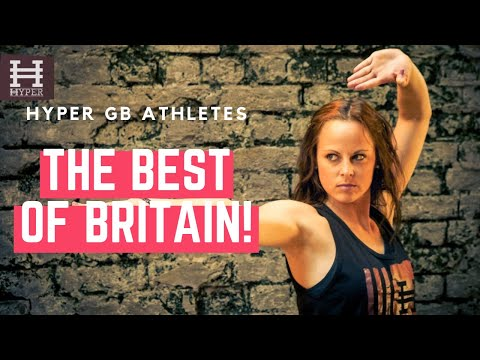 Hyper GB Athletes - Chloe Bruce