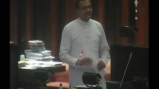 Speech delivered by Hon.State Minister Niroshan Perera at Parliament on 2016.11.21