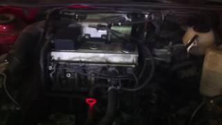 ДВС (Двигатель) Volkswagen Passat B4 Артикул 900041498 - Видео