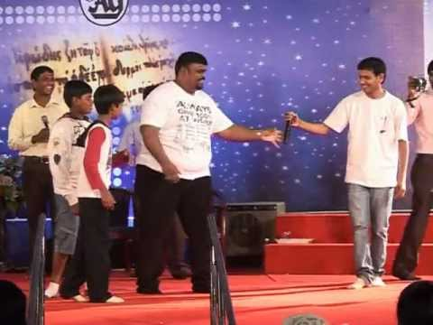 Nandri Kannada Christian Rap - Deepak and Alwin thomas in Victory International AG Church