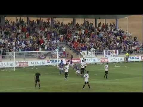 CD Guadalajara 4 - Sevilla Atlético 1 Fase de ascenso a Segunda división 2010/2011