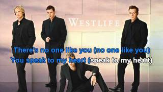 If I let you go - karaoke ( only beat )