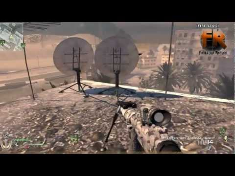16 MINUTES OF TRICKSHOT KILLCAM MW2 #4