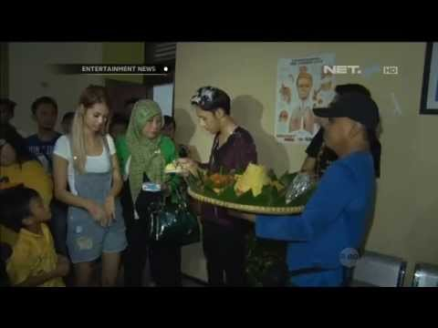 Entertainment News - Mendapatkan Surprise Party