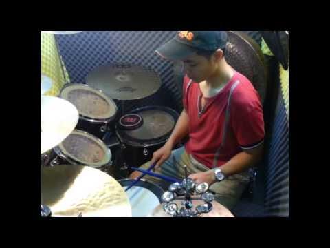 Tự học đánh trống: điệu Slowrock