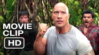 Journey 2: The Mysterious Island CLIP - THUNDER COOKIE! - Dwayne Johnson Movie (2012) HD