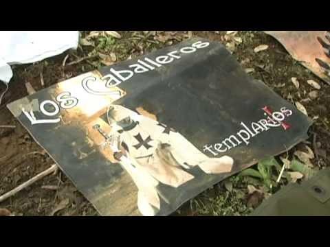 Mexico Michoacan Crime and Religion