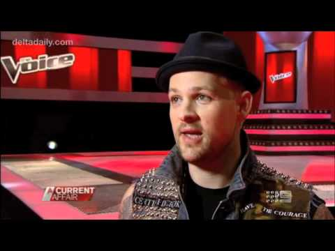 A Current Affair - Behind-the-scenes of The Voice Australia