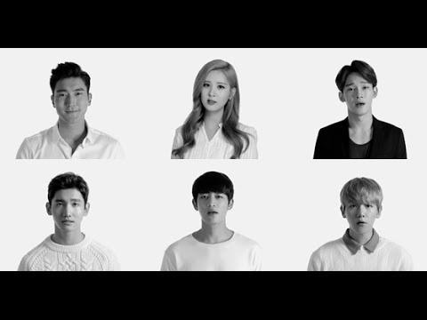 Imagine (Choi Siwon, Seohyun, Minho, Chen, Baekhyun, Jay, J-Min & Lee Dong Woo) [UNICEF #IMAGINE]