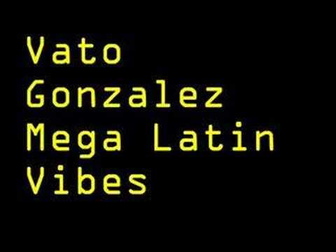 Vato Gonzalez - Mega Latin Vibes