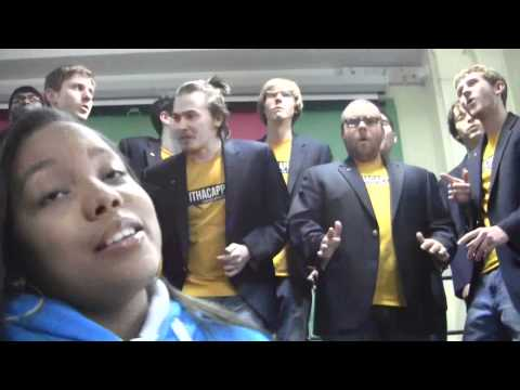 """EDGE OF GLORY"" PS22 Chorus & Ithacappella (by Lady Gaga)"