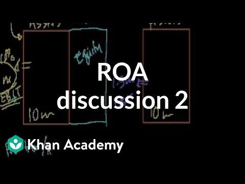 ROA Discussion 2