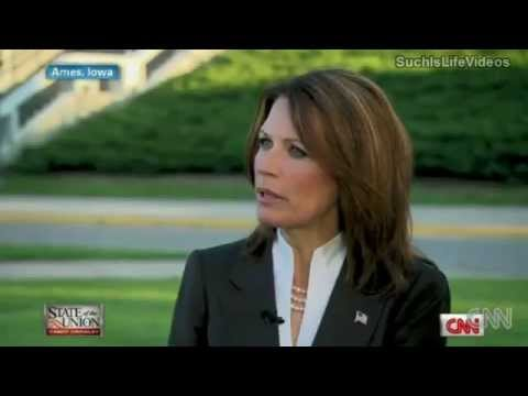 Michele Bachmann Would Bring Back DADT