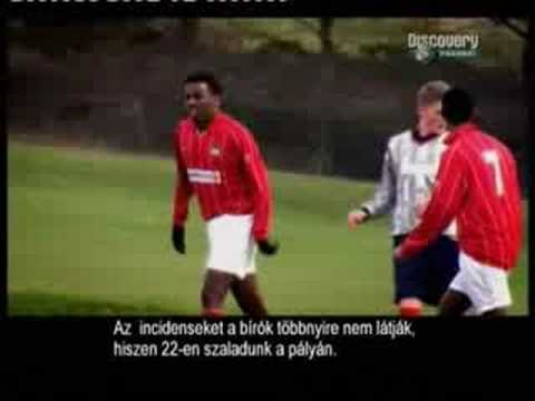 Discovery Channel Short film - Somalian Footballers