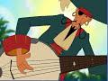 Monkey Island 3 Van Helgen - Guybrush Banjo Duel