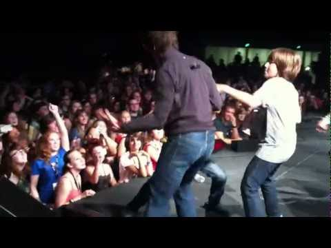 TOBUSCUS DANCE PARTY AT VIDCON 2012