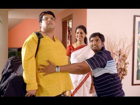 Vinayaga - Comedy by Santhanam
