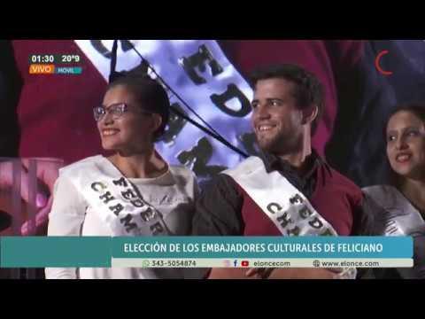 Elección de los Embajadores Culturales de la Fiesta del Ternero