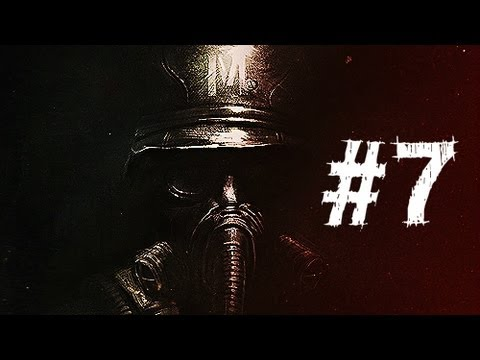 Metro Last Light Gameplay Walkthrough Part 7 - Interrogation - Chapter 7